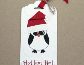 Pinguin-Anhänger