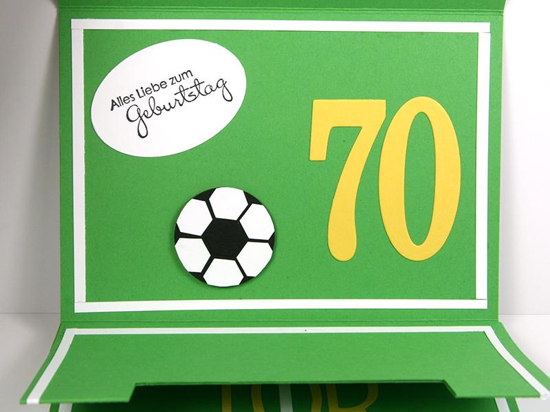 Fußballkarte