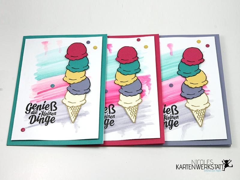 Eiskarten
