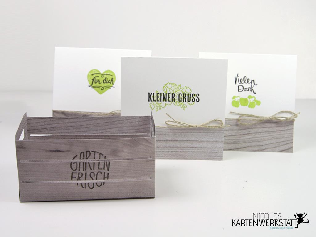 Apfel-Kisten-Set