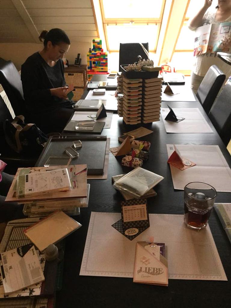 Workshop-Tisch